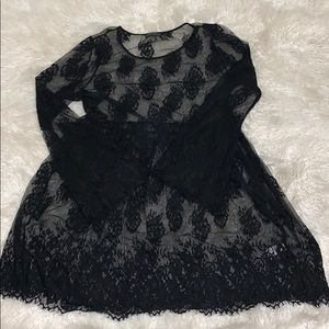 Lace babydoll dress🥰